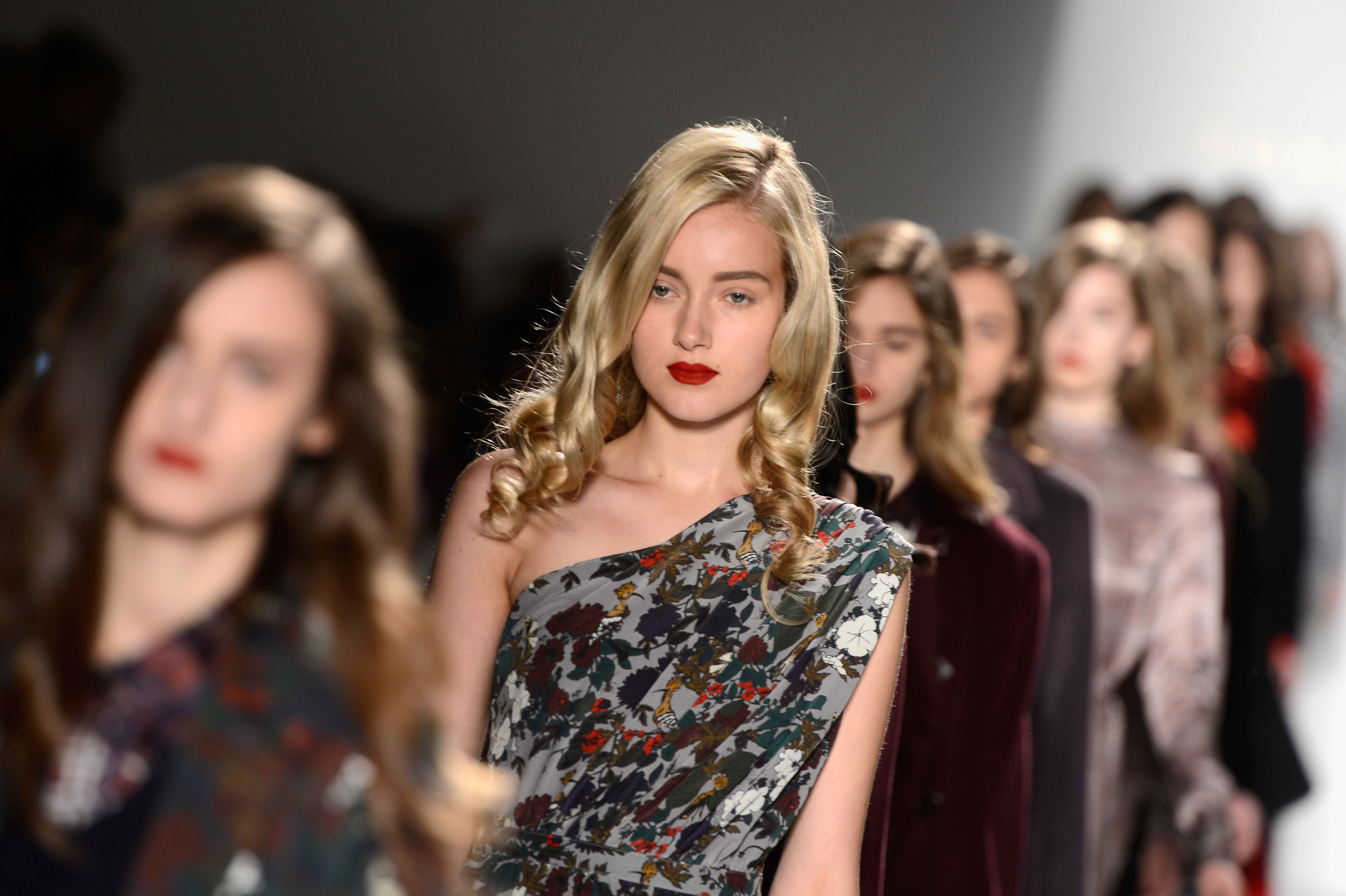 The List Report: Beauty on the Runways