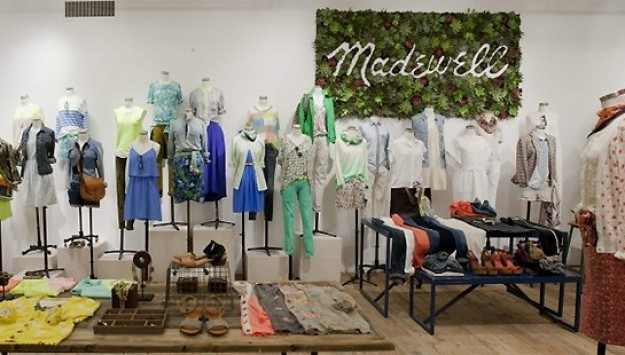 Madewell's Spring 2013 Collection Is Everything You Need for the Hippest Garden Party