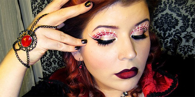 The World's Most Incredible Halloween Makeup Maven