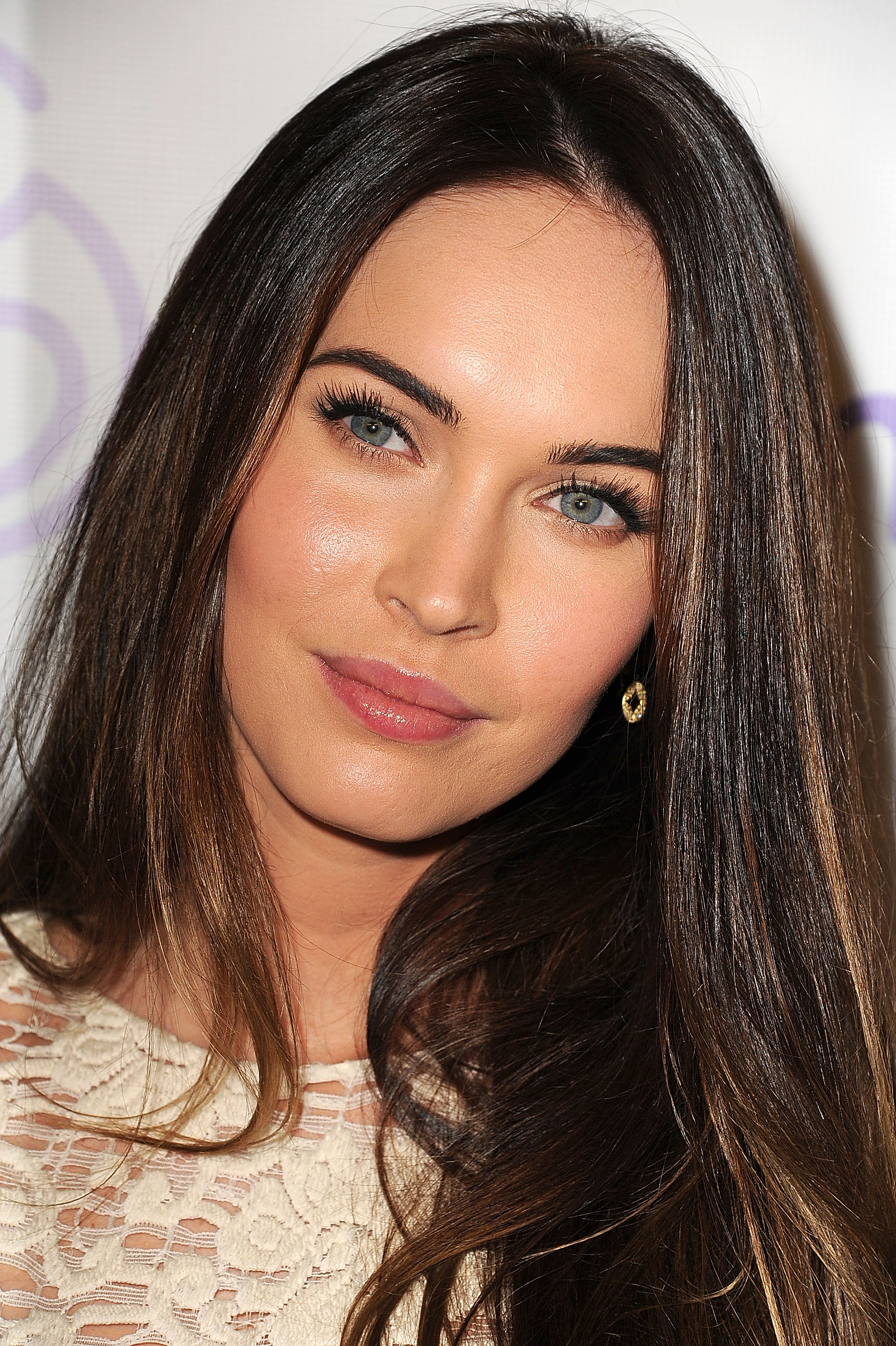 Megan Fox 2013 Body Megan Fox Blue Eyes