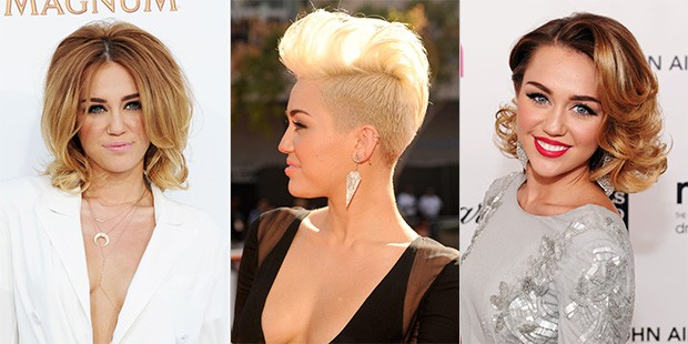 2012 Wrap Up: Best Celebrity Hair Transformations