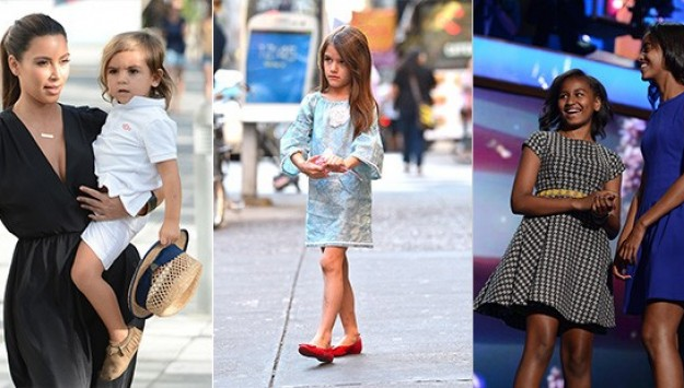 2012 Wrap Up: Best Dressed Celebrity Kids