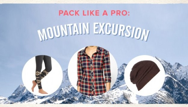 Pack Like A Pro: Mountain Excursion