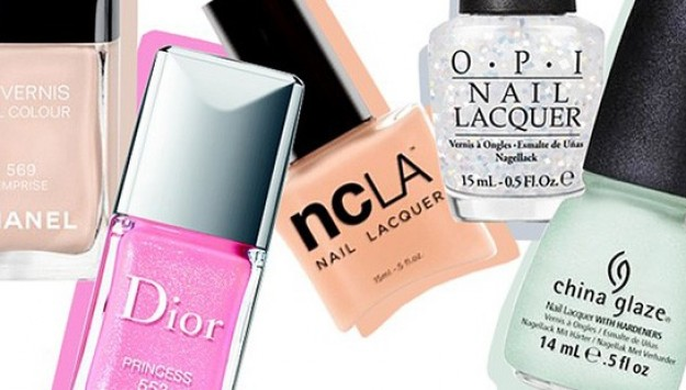 New Spring Nail Polishes for Your Best Manicure Ever