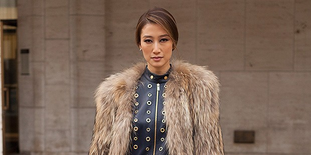 New York Fashion Week Everyday Style: Day 7 at Lincoln Center