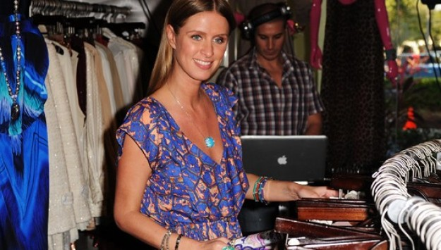 Inside Nicky Hilton's Closet