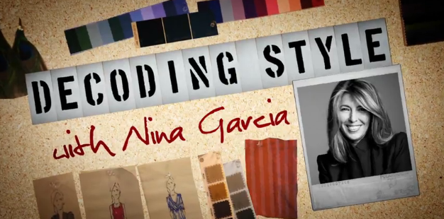 Nina Garcia Decoding Style: Finding True Love, And Style