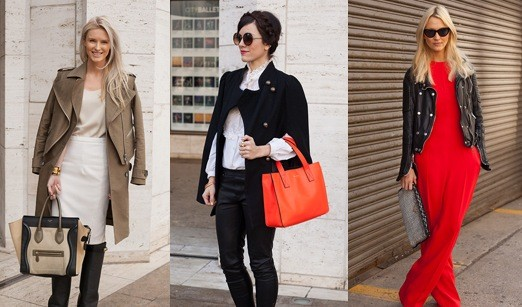 The Best In Street Style from New York Fashion Week