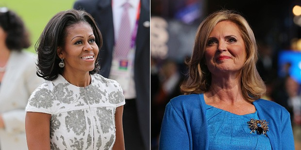 Michelle and Ann's Campaign Style