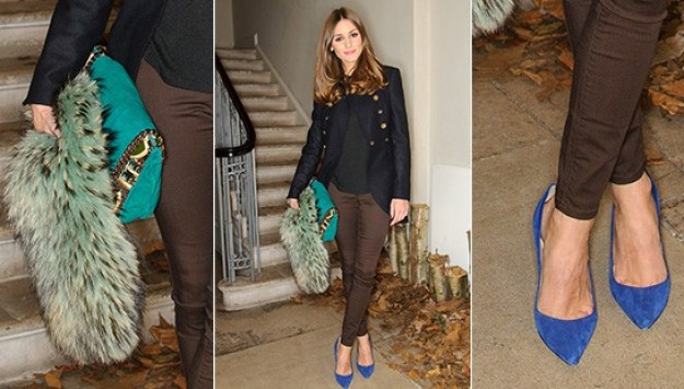 Olivia Palermo Reminds Us: It's All In The Details