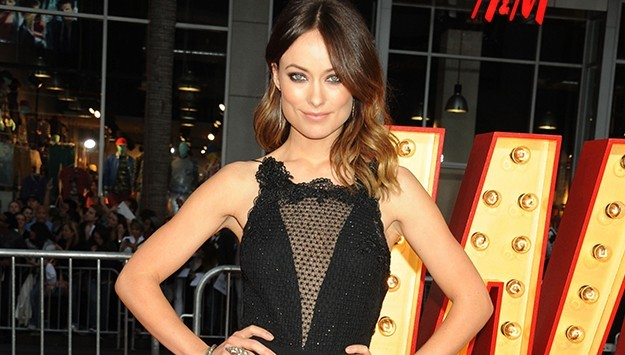 Get Olivia Wilde's Smoky Revlon Red Carpet Look