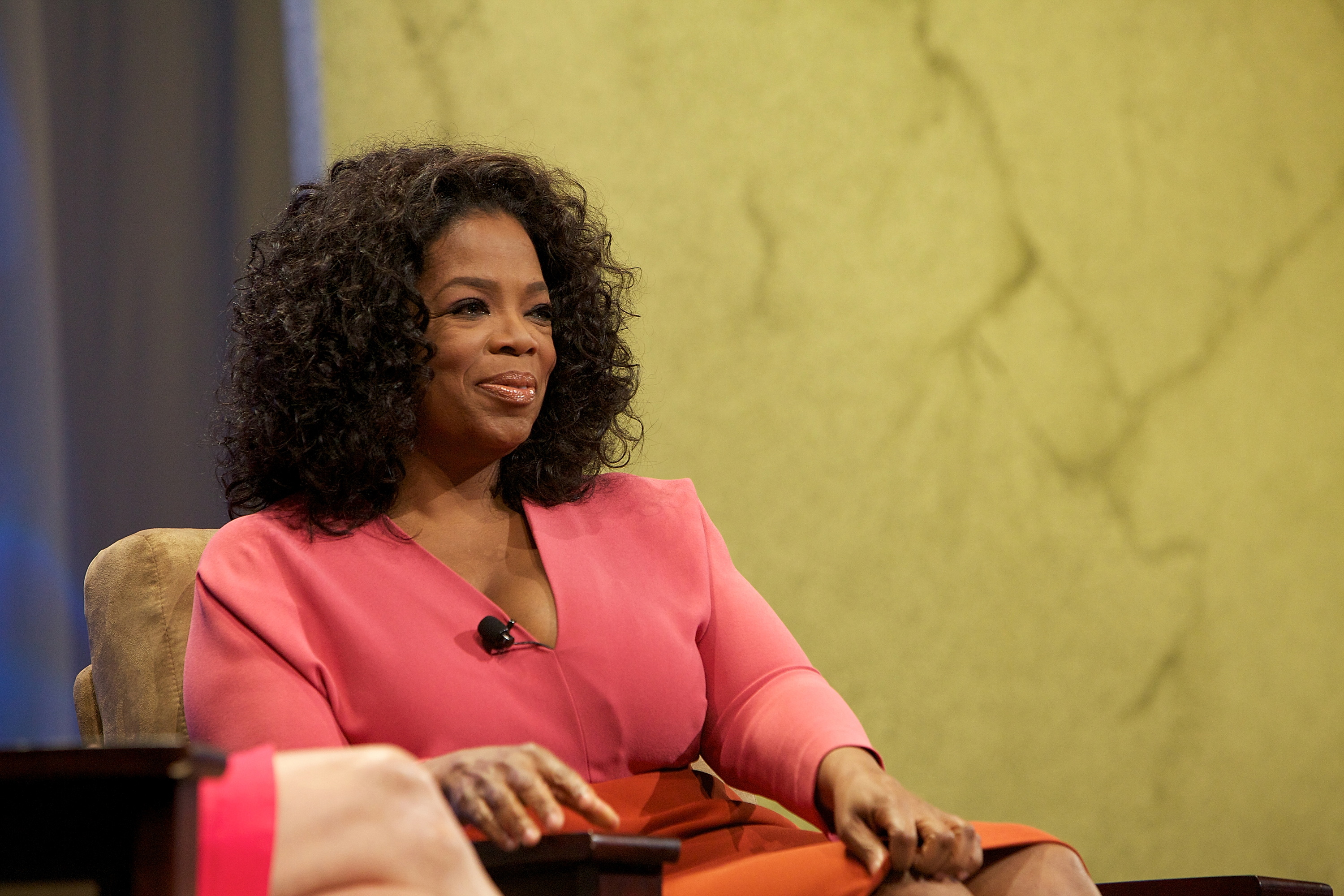 Oprah Winfrey: Media Mogul and Philanthropist