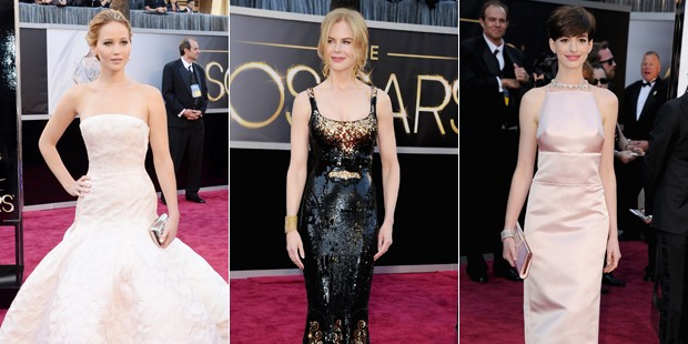Red Carpet Style: Best and Worst Dressed at the 2013 Oscars