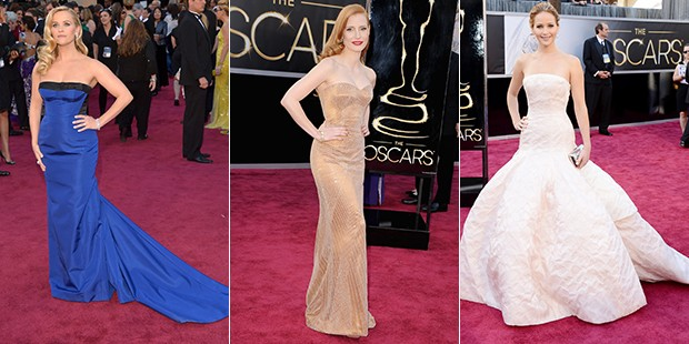 Red Carpet Style at the 2013 Oscars