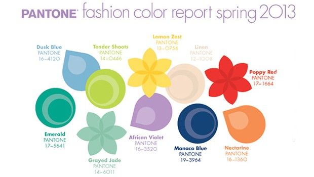 The Colors You Should Be Wearing This Spring