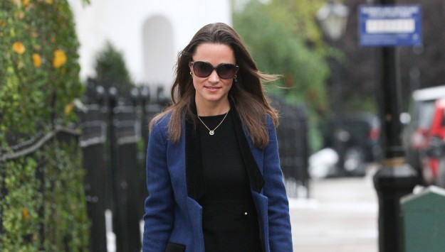 Pippa Middleton's Effortless Style