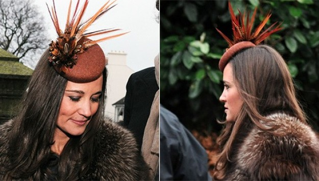 Pippa Middleton's Showstopping Wedding Hat