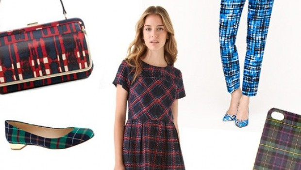 Trend Report: Mad for Plaid