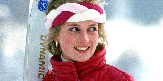 Look Back: Vintage Celebrity Ski Style