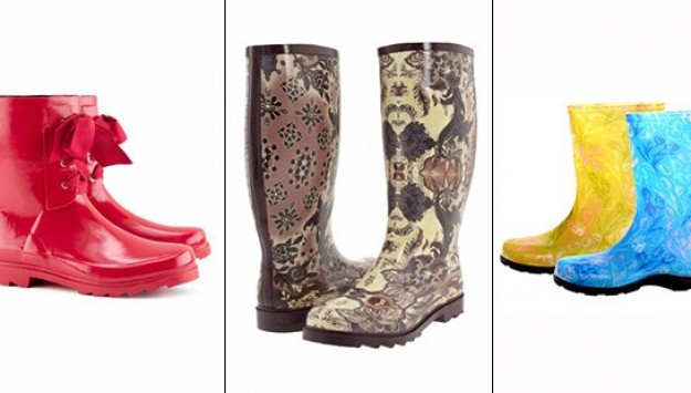 Singing in the Rain! Our Favorite Rain Boots Under $50
