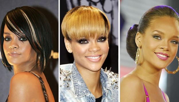 Rihanna's Best & Worst Hair Moments