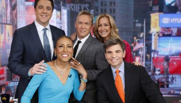 Robin Roberts Returns to GMA!