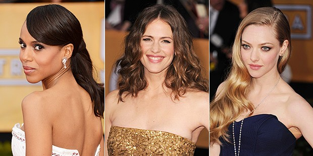 Best of Hair at the 2013 SAG Awards Red Carpet