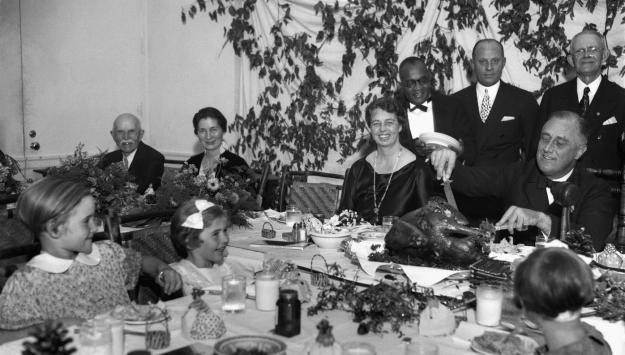 An American Tradition: White House Thanksgivings