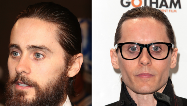 What Happened to Jared Leto's Eyebrows?