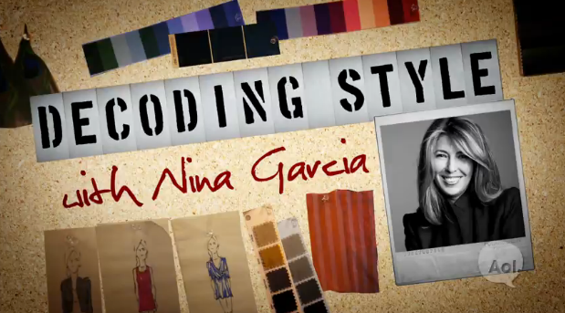 Nina Garcia's Decoding Style: Feeling Good In and Out of Your Clothes
