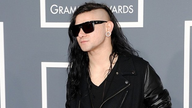 These Daring Celebs Take on the Skrillex Hairstyle