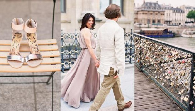Get the Look: A Paris Engagement