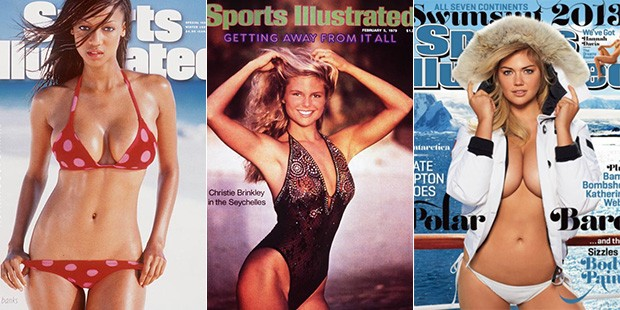 The best Sports Illustrated Swimsuit Edition covers of all time