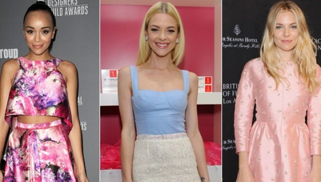 Pep Up Your Style With 21 Spring-Ready Celebrity Looks