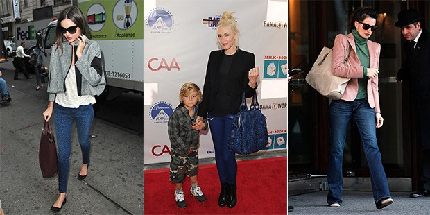 11 Stylish Denim-Clad Celeb Mothers Prove These Are Not Your Average 'Mom Jeans'