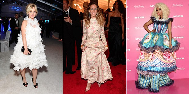 2012 Wrap Up: Biggest Celebrity Fashion Faux Pas