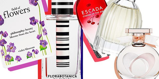 10 New Fragrances for Spring You Need Now