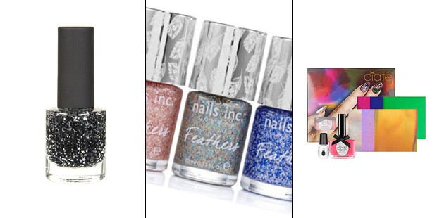 Texture Is Trending: Try 5 New Nail Polishes To Get The Look