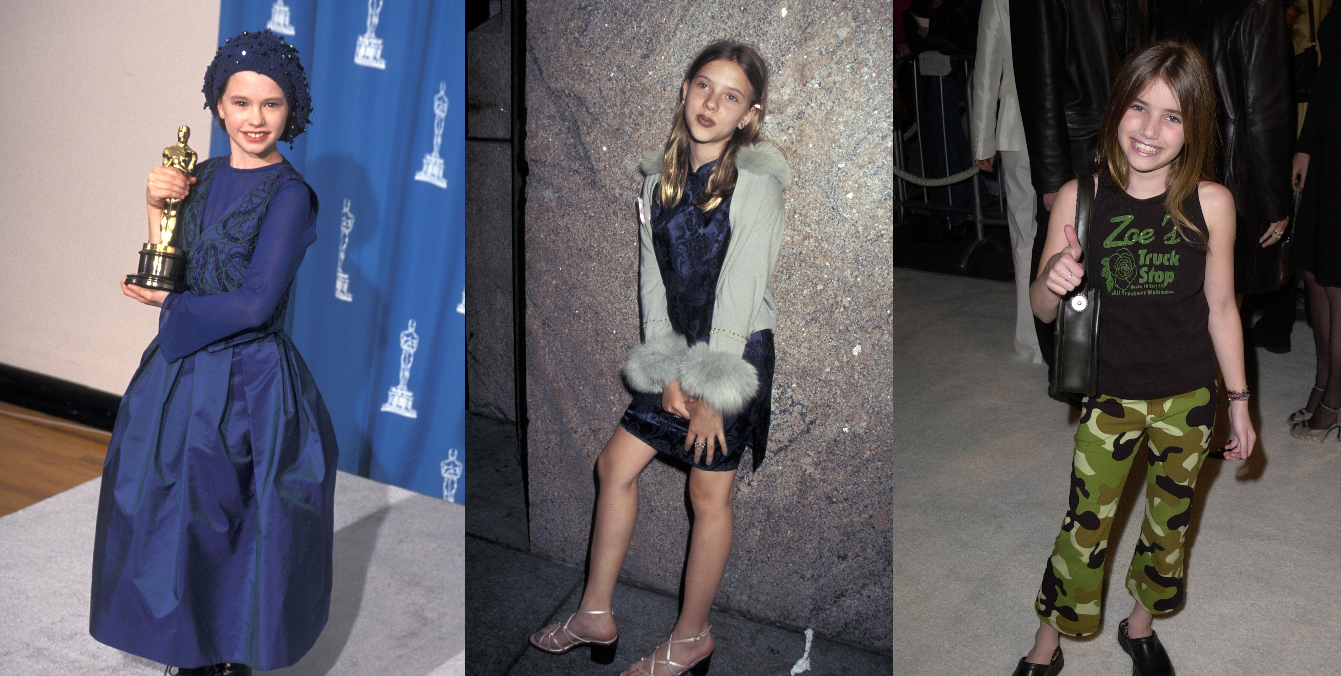 The Child Stars Who Grew Up To Be Fashionistas