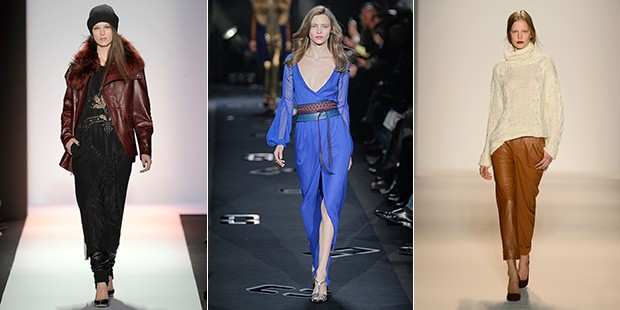 Everything You Need Next Season: The Top 5 Trends From New York Fashion Week