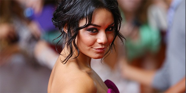 Top 9 at 9: Vanessa Hudgens' Sultriest Stares