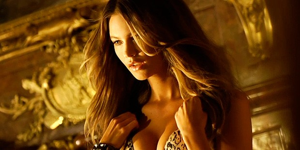 Exclusive! Behind the Scenes Look At The Victoria's Secret 2012 Holiday Campaign