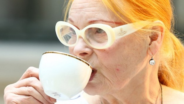 Vivienne Westwood Says 'Buy Less!'