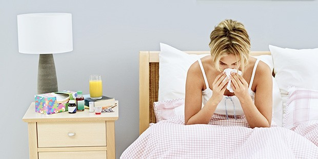 Sick? Look Better with 5 Easy Beauty Tips