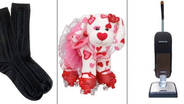 The Worst Valentine's Day Gifts Ever
