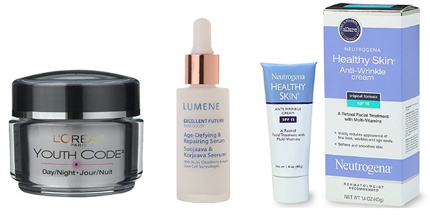 Our 9 Favorite Drugstore Anti Aging Creams