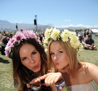 The Best Coachella Hairstyles and Accessories