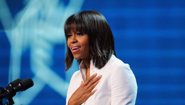 Michelle Obama's New 'Do!
