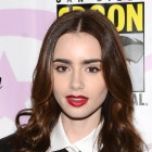 Beauty Look of the Week: Lily Collins