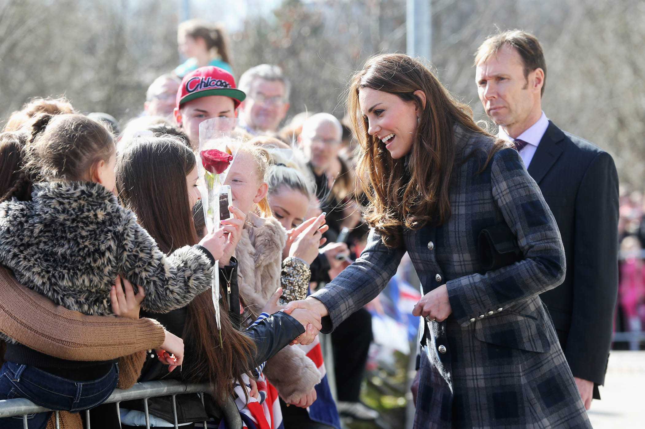 Kate Middleton: Fashion and Ping Pong Expert?